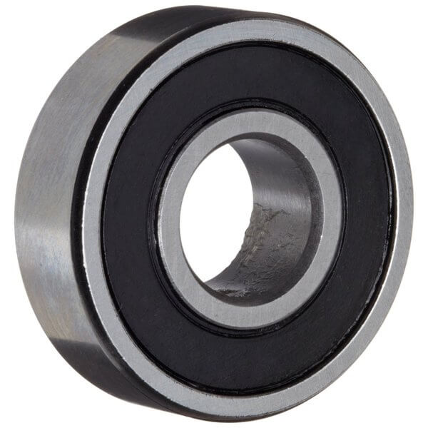 Generic Skateboard Gear 8mm ABEC 3 Skateboard Bearings - SINGLE BEARING ONLY (8 Required for a set)