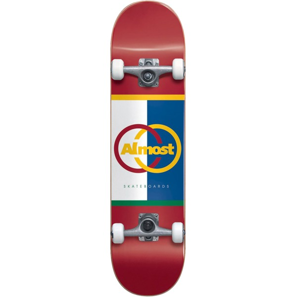 """Almost Skateboards Ivy League Complete Skateboard First Push - 8.12"""" x 31.7"""""""