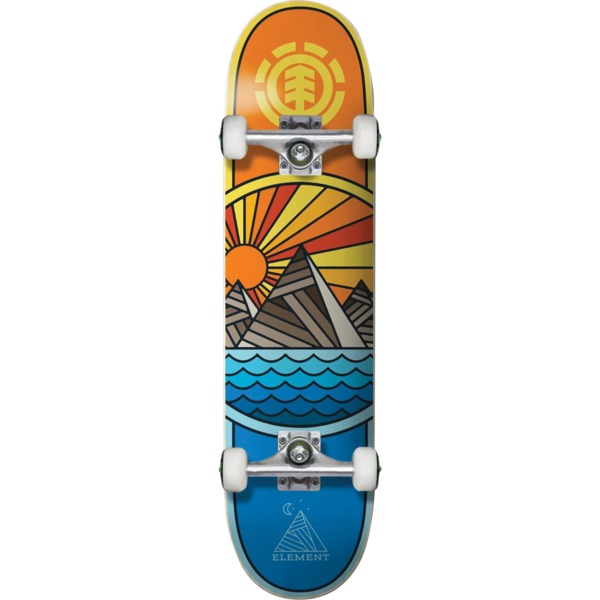 """Element Skateboards Rise and Shine Complete Skateboard - 8"""" x 31.75"""""""