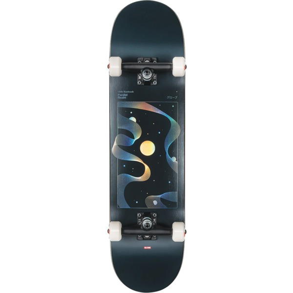 """Globe G2 Parallel Midnight Prism / Realm Complete Skateboard - 8"""" x 31.5"""""""