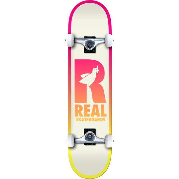 """Real Skateboards Be Free Complete Skateboard - 8"""" x 32"""""""