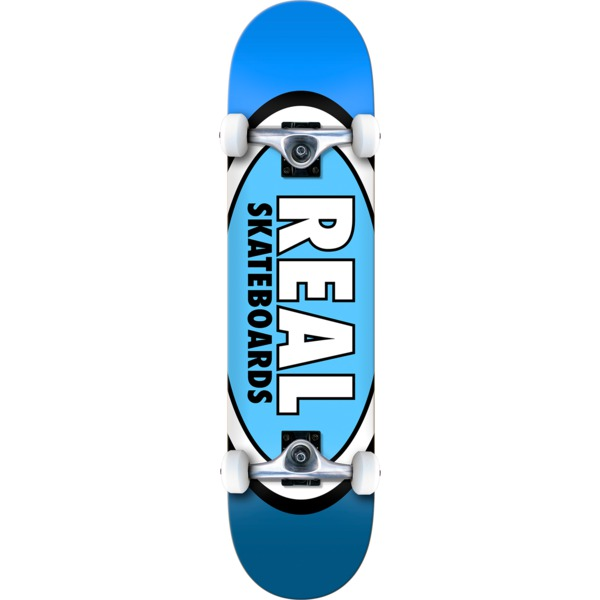 """Real Skateboards Team Edition Oval Complete Skateboard - 8"""" x 32"""""""