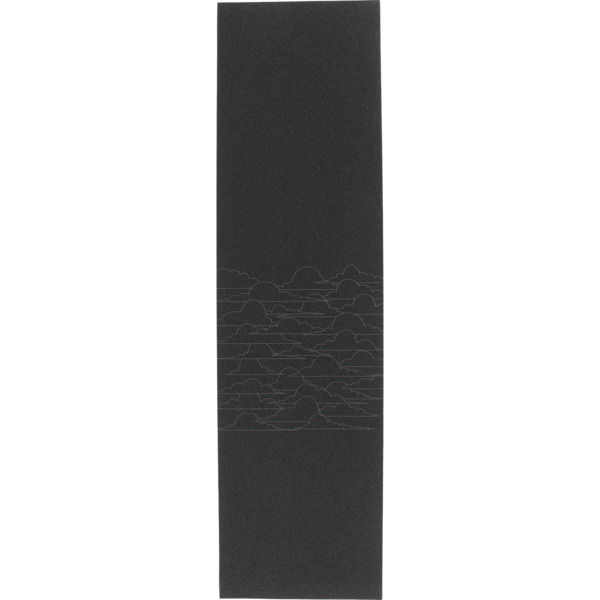 """Jessup Ultra Black Partly Cloudy Griptape - 9"""" x 33"""""""