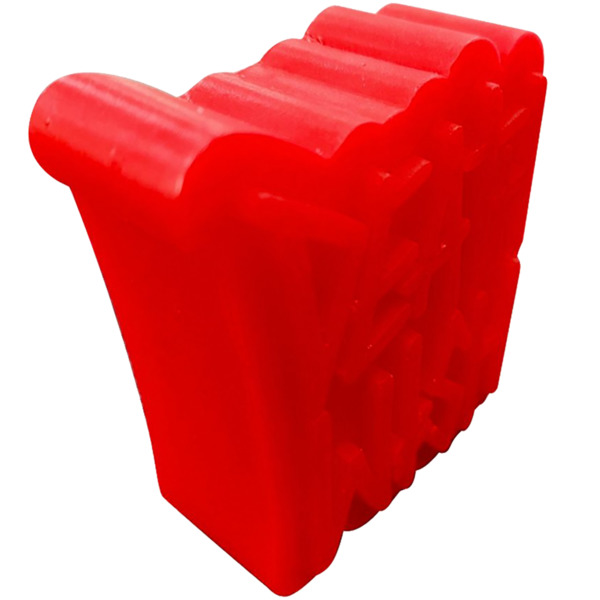 Deathwish Skateboards Deathstack Red Curb Wax
