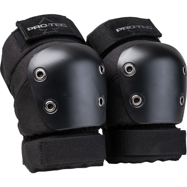 ProTec Pro Line Black Elbow Pads - X-Small