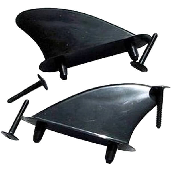 Softboard Fins - Warehouse Skateboards