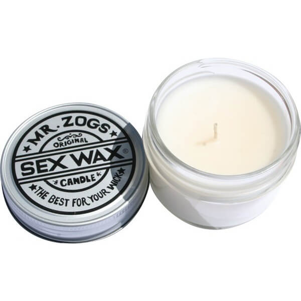 Sex Wax Coconut Scented Surf Wax Candle