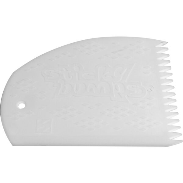 Sticky Bumps Clear Wax Comb