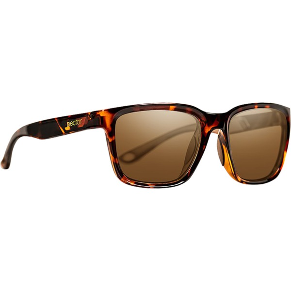Nectar Folly Sunglasses in Brown Tortoise / Gold