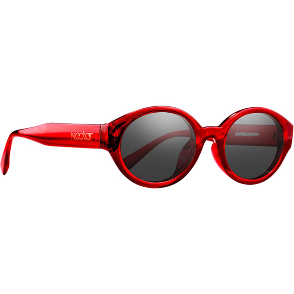 Nectar Atypical Sunglasses in Red / Black