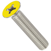 """Standard Hardware Phillips Head Yellow Single Bolt - 7 More Needed To Complete Set - 1"""""""