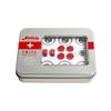 Andale Bearings 8mm Swiss Silver / White Includes Tin Box