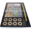 Andale Bearings 8mm Johnson Note Pad Precision Includes Free Sketch Book