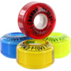 Satori Movement Atchley Ptown Player Blue / Red / Green / Yellow Skateboard Wheels - 54mm 78a (Set of 4)