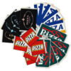 Pizza Skateboards 10 Pack Assorted Skate Stickers