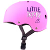 """Triple 8 Little Tricky Youth with EPS Liner Neon Pink Rubber EPS Helmet Liner - (Certified) - Youth 19.25"""" - 22"""""""
