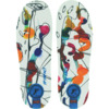 Footprint Insoles Elite Barras King Of Summer Shoe Insoles Mid Profile 5mm - Small (4-7.5)