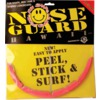 Surfco Hawaii Funboard Red Solid Nose Guard Kit